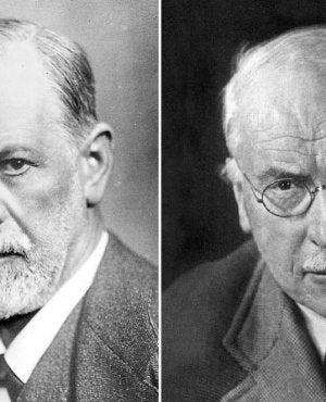 Foto di Freud e Jung