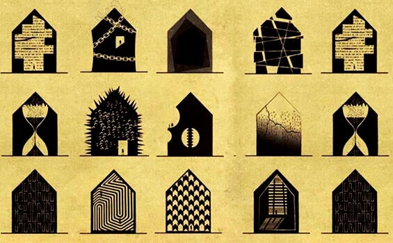 Disturbi mentali: e se fossero case?