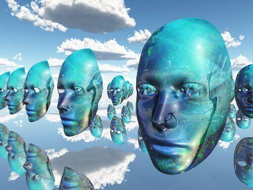 Maschere nel cielo