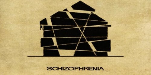 Schizofrenia come casa