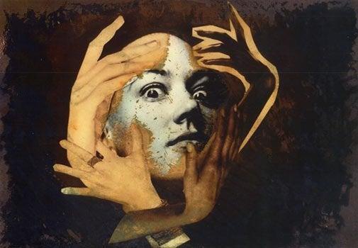 Sindrome di Capgras-donna con delirio