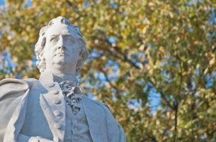 Statua di Goethe le migliori citazioni di Goethe