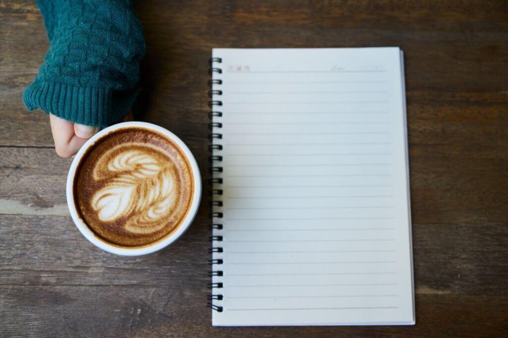 Scrittura terapeutica: 5 semplici esercizi