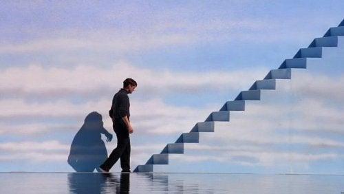 The truman show e il risveglio della coscienza la mente for Sedia elettrica che sale le scale
