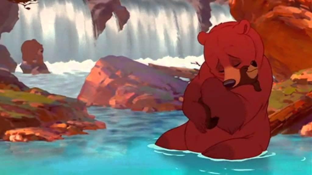 Koda, fratello orso film di animazione sull'amicizia