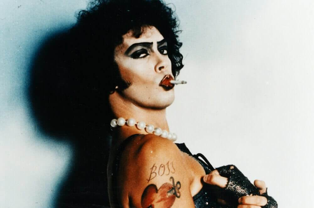 Tim Curry- The Rocky Horror Picture Show