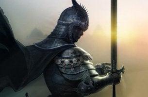 Il cavaliere nell'armatura arrugginita