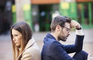 Discutere con il partner