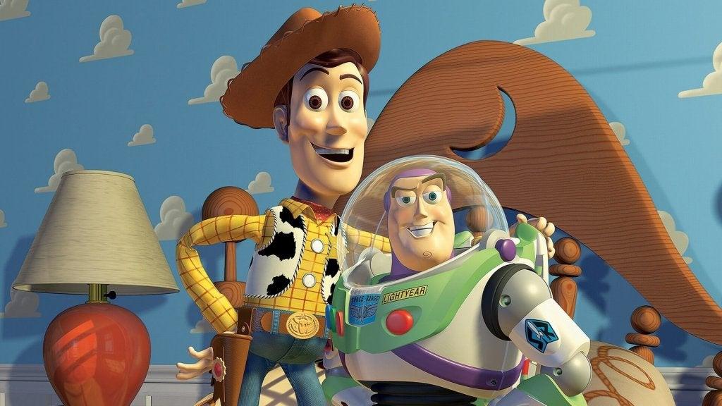 film sull'amicizia-Toy story