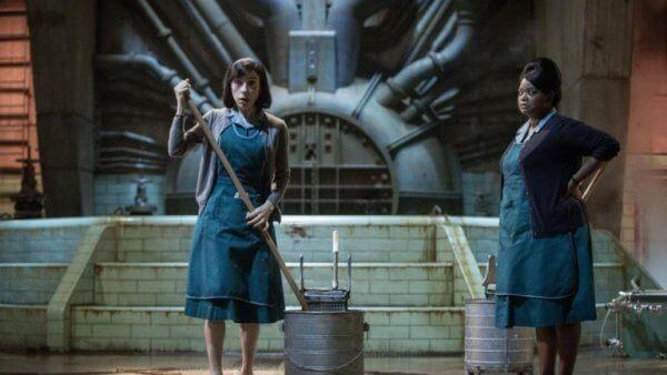 Elisa e Zelda ne La forma dell'acqua