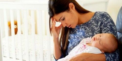 Non allattare al seno e senso di colpa