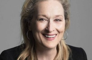 Meryl Streep sorridente