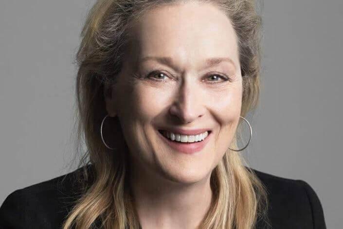 Meryl Streep: riflessioni di una grande donna