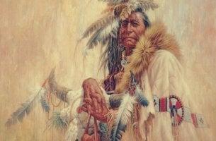 Nativo americano wendigo