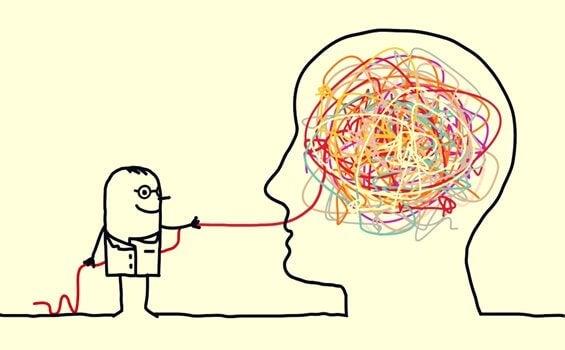 Defusione cognitiva contro i pensieri indesiderati