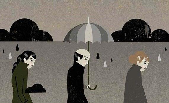 Sintomi della depressione: corpo e mente non vengono a patti con l'anima