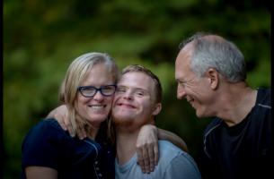 Figli disabili famiglia