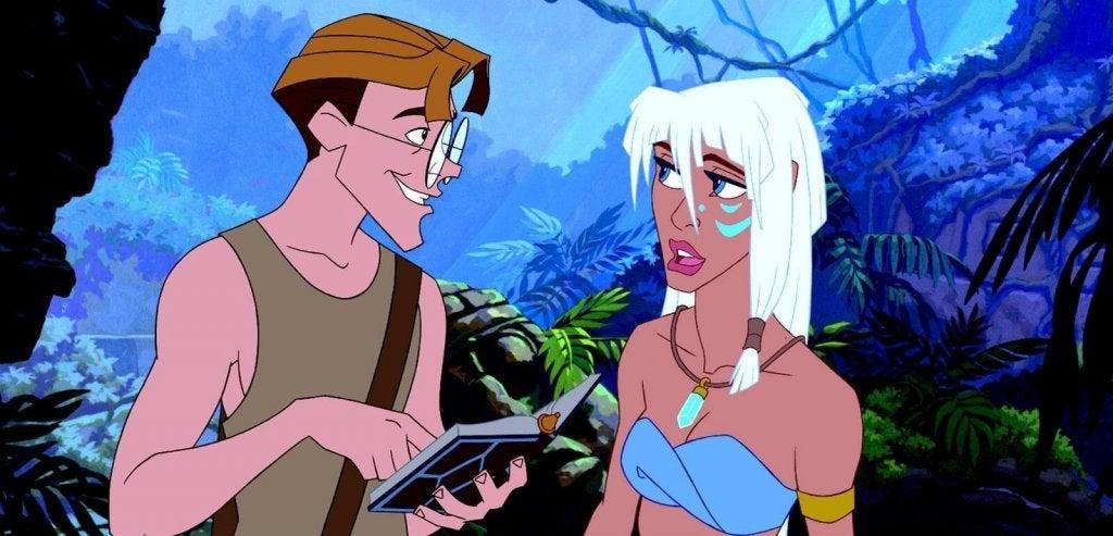 Atlantis: fonte d'ispirazione per le donne