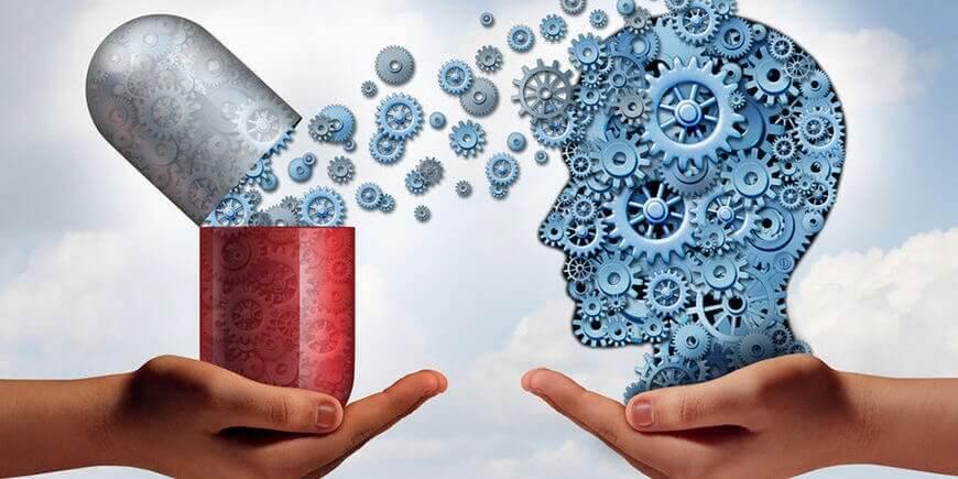 Azione dei farmaci sul cervello
