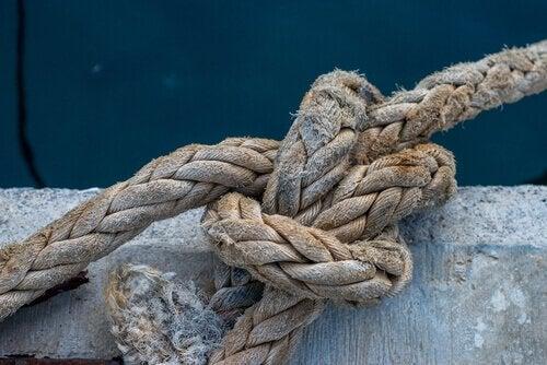 Corda con nodo