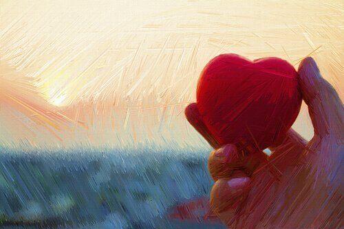 Acquarello cuore