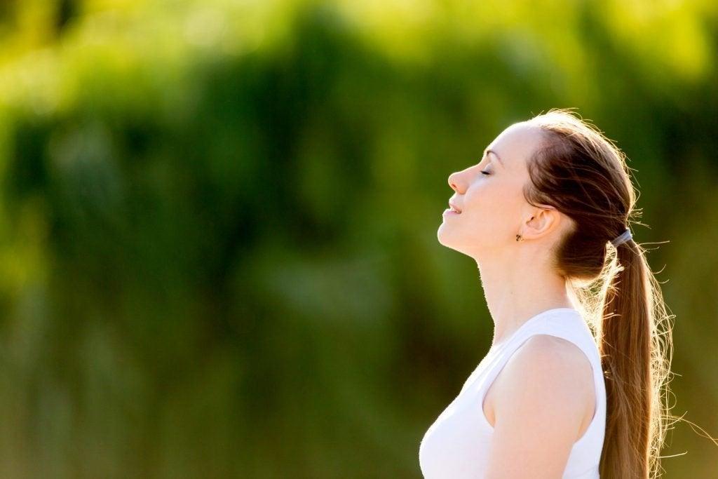 Esercizi di respirazione per rilassarsi
