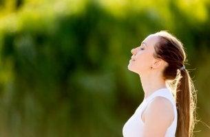 Tre esercizi di respirazione per rilassarsi