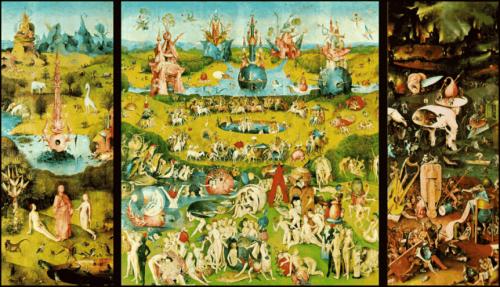Il giardino delle delizie