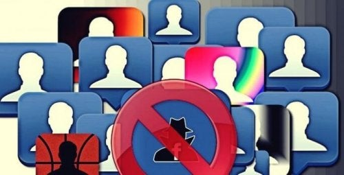 Immagini dei social network