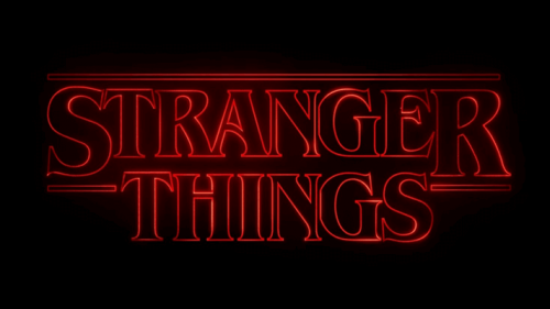 Locandina Stranger things