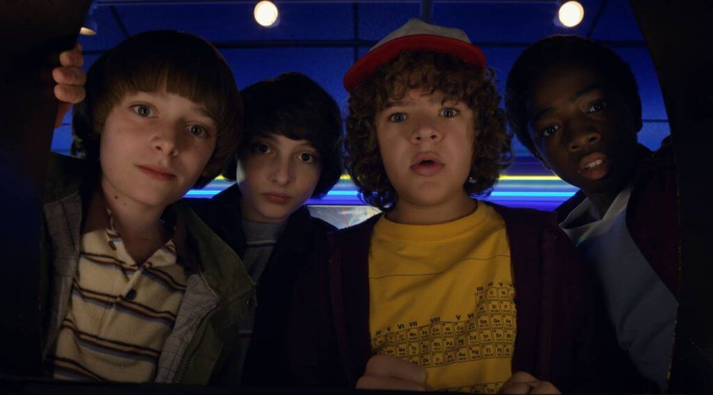 Stranger Things: gestire lo stress post-traumatico