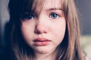 La tristezza nei bambini