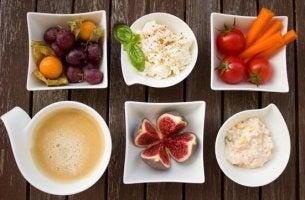 Alimenti per la colazione