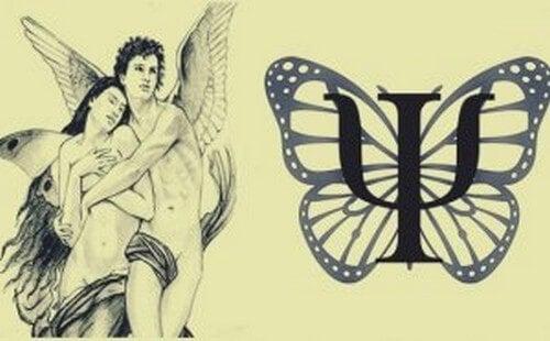 Simbolo della psicologia (Ψ): storia e mito