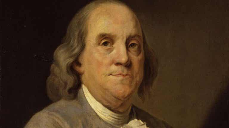 Benjamin Franklin e le sue perle di saggezza