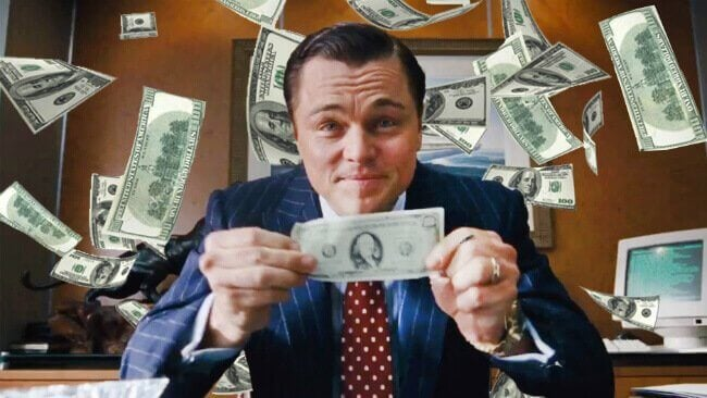 The Wolf of Wall Street: ambizione e potere
