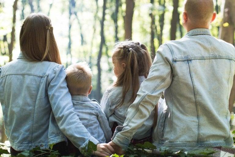 Contesto familiare ed educazione dei bambini