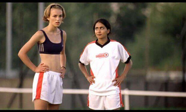 Giocatrici di calcio