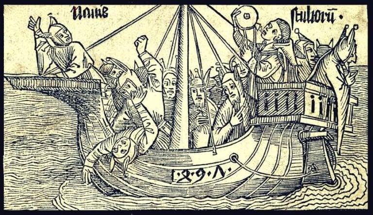 Mito della nave dei folli