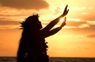 Ragazza hawaiana la regola delle tre s