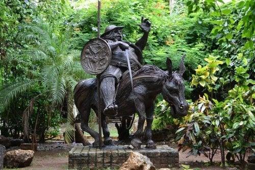Statua di Sancho Panza