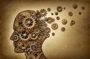 Testa con ingranaggi apprendimento significativo