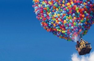 Up-palloncini volano