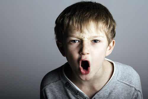 Comportamenti aggressivi nei bambini