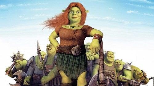 Fiona in Shrek e vissero tutti felici e contenti