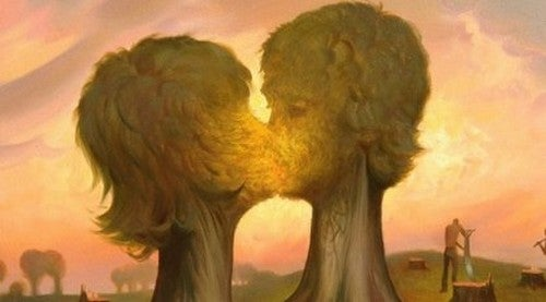 Evoluzione dell'amore all'interno della coppia