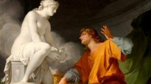 Effetto Galatea o il segreto del trionfo