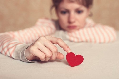 La dipendenza emotiva può creare tristezza
