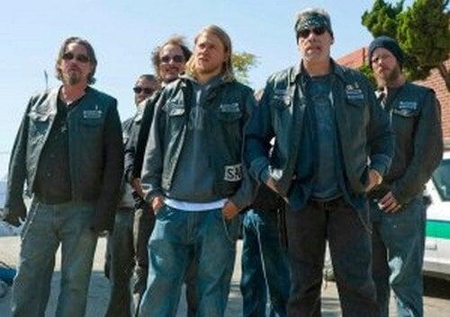 Sons of Anarchy e la cultura della violenza