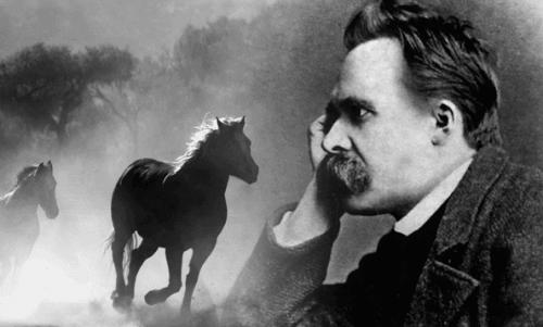 Nietzsche e un cavallo